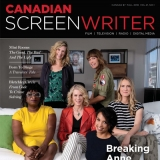Canadian Screenwriter Fall 2018 Anne with an E
